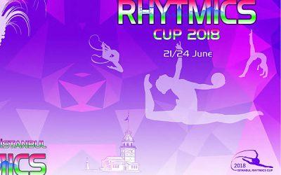 10. Uluslararası İstanbul Rhytmics Cup 2018